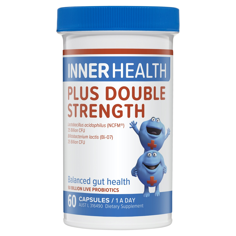 Inner Health Plus Double Strength 20 Capsules