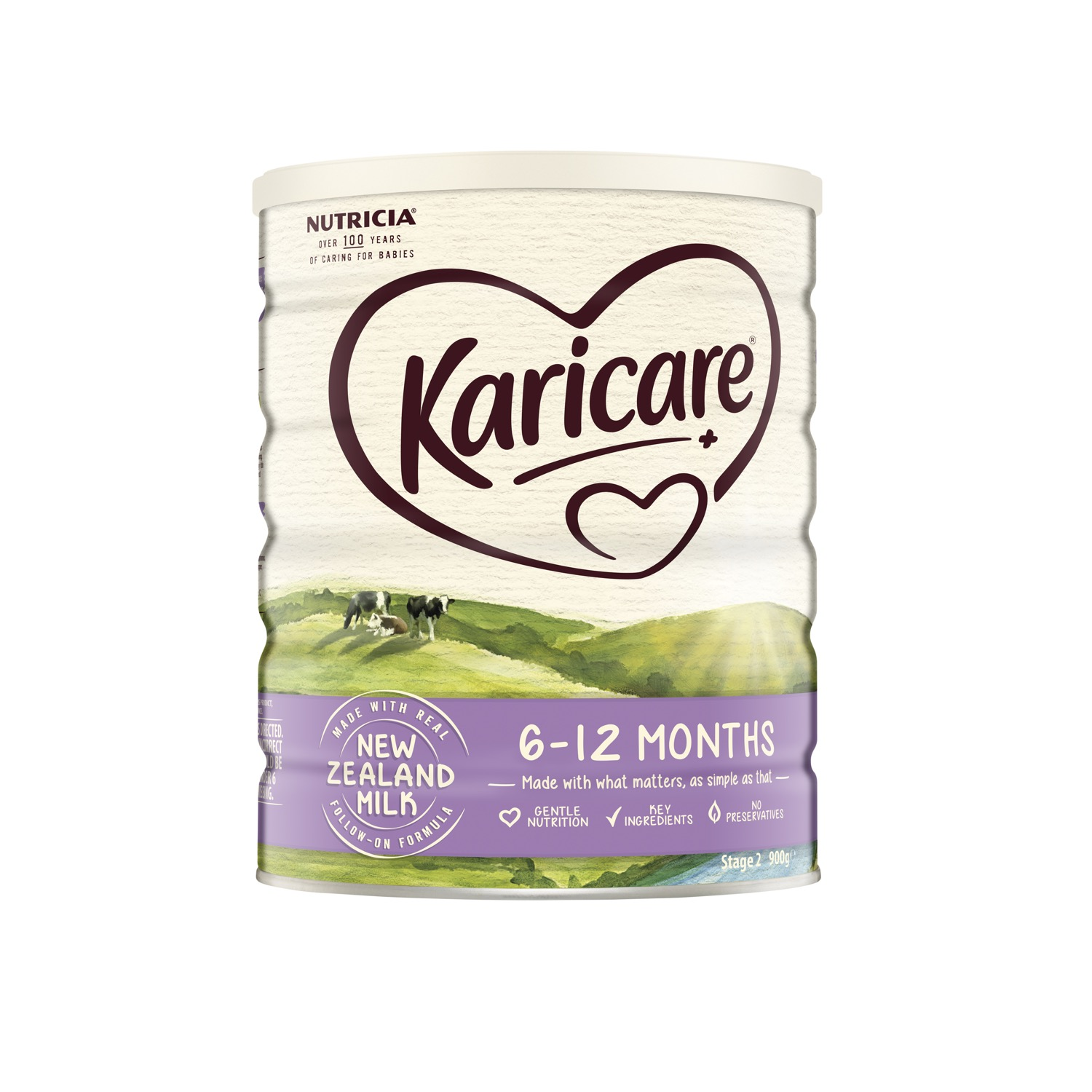 Buy Karicare+ 2 Follow-On Formula From 6 months 900g Online