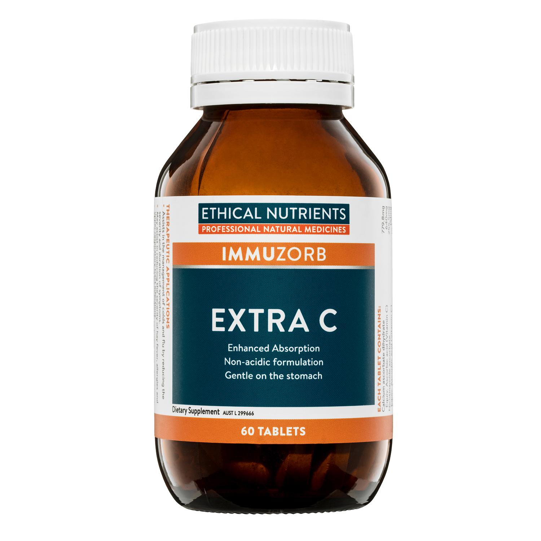 IMMUZORB Extra C 60 Tablets